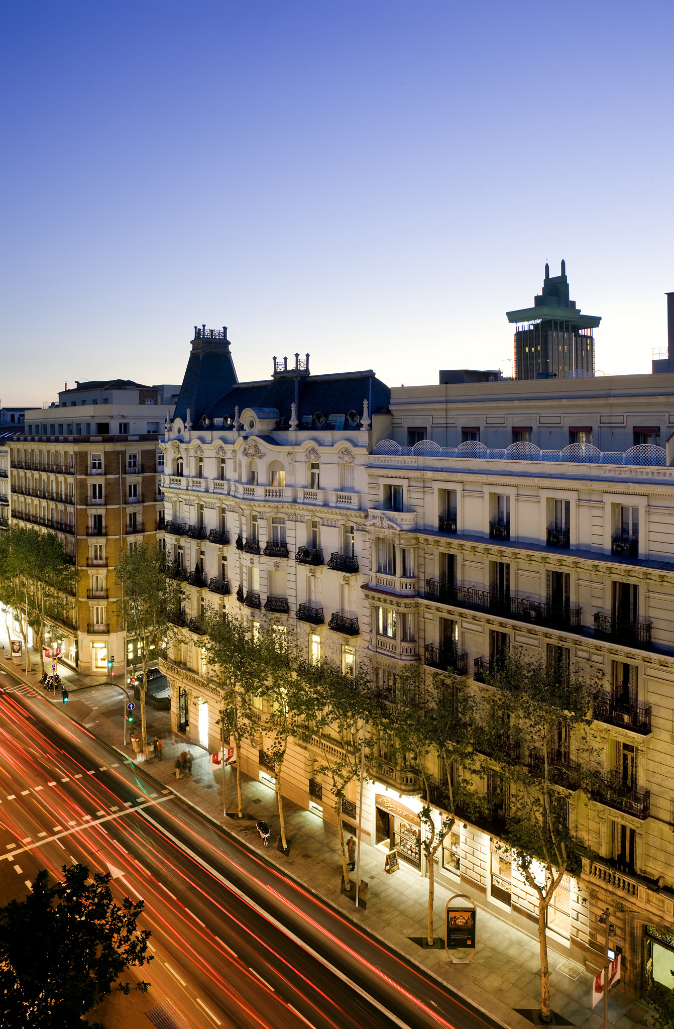 Image gallery salamanca madrid for Small luxury hotels of the world wiki