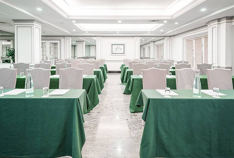 Meetings: Neptuno room
