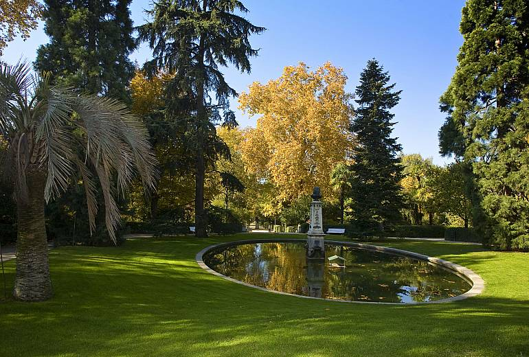 Madrid: Botanical Garden