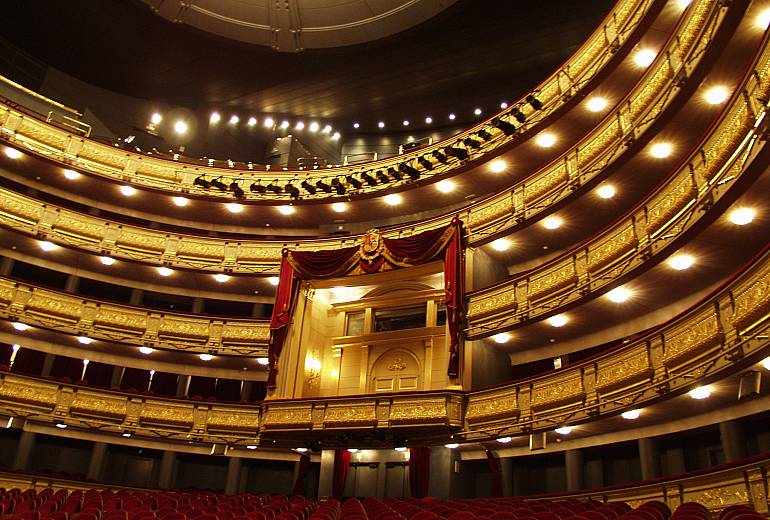 Madrid: Royal Theater